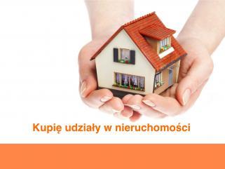 Skup udziałów w nieruchomościach !!!